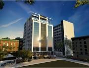 Hơn 80% diện tích sàn tòa nhà Bcons Tower được thuê trong ngày khai trương