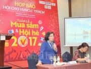 Hơn 200 doanh nghiệp tham gia Hội chợ hàng Việt Nam chất lượng cao