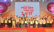 Các doanh nghiệp Hàng Việt Nam chất lượng cao hội tụ