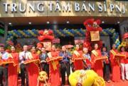 PNJ khai trương Trung tâm bán sỉ trang sức và đồ mỹ nghệ kim hoàn đầu tiên tại TP. Hồ Chí Minh
