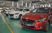 Thaco tiếp tục giữ vững vị trí đứng đầu thị trường ô tô Việt Nam