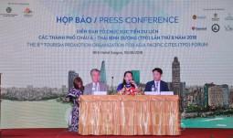 Việt Nam lần đầu tiên tổ chức diễn đàn du lịch TPO