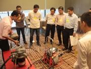 Máy thông tắc đường ống Ridgid ra mắt thị trường Việt Nam