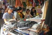 Chợ thời trang giá rẻ ở Sài Gòn