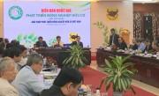 Đi tìm giải pháp phát triển nông nghiệp hữu cơ Việt Nam
