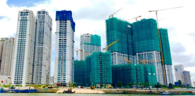 Chỉ số giá bất động sản: TP.HCM tăng, Hà Nội giảm