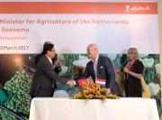 Chia sẻ kinh nghiệp hợp tác phát triển nông nghiệp công nghệ cao Việt Nam - Hà Lan