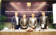Savills kết hợp với Alternaty phát triển dịch vụ tư vấn khách sạn