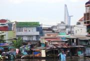 TP. Hồ Chí Minh xã hội hóa thu hút đầu tư để di dời nhà trên kênh rạch