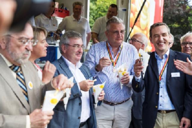 Sản phẩm khoai tây của Bỉ với kế hoạch mở rộng tiêu thụ tại thị trường Việt Nam
