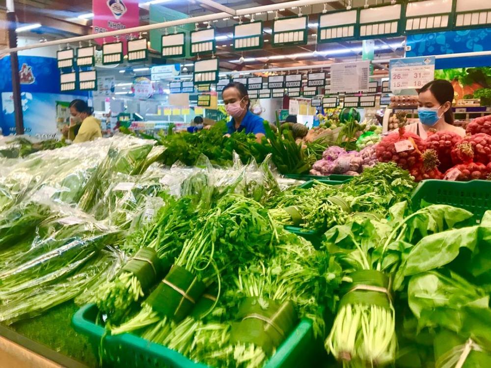 Giá thực phẩm ngày 18/3: Thị trường giữ mức giá ổn định