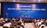 Eximbank đã tìm được tiếng nói chung tại Đại hội cổ đông 2017