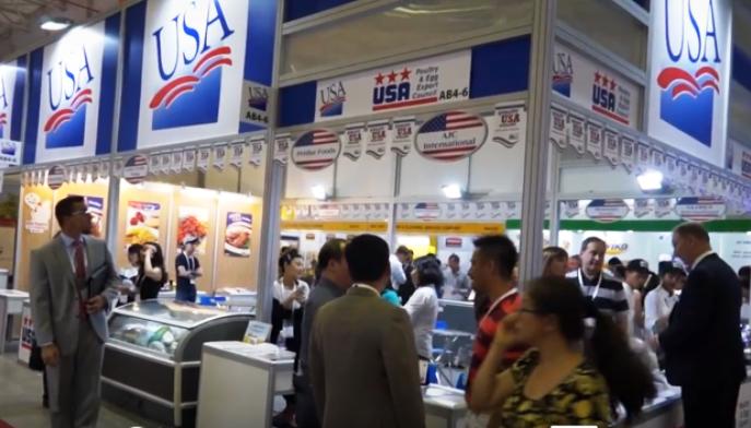 Food&Hotel Vietnam 2017 thu hút nhiều doanh nghiệp nước ngoài