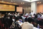 Ủy ban Về các vấn đề xã hội của Quốc hội họp phiên toàn thể lần thứ 6
