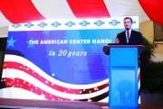 Trung tâm Hoa Kỳ kỷ niệm 20 năm thành lập