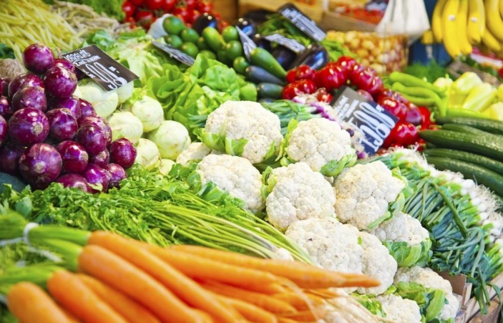 Giá thực phẩm ngày 29/4: Giá rau củ quả đảo chiều giảm nhẹ