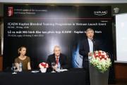 ICAEW- Kaplan Anh Quốc ra mắt mô hình đào tạo phức hợp tại Việt Nam
