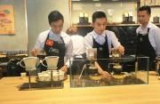 Cửa hàng Starbucks Reserve đầu tiên khai trương tại Hà Nội