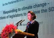 Ứng phó với biến đổi khí hậu - Hành động của các nhà lập pháp nhằm thực hiện mục tiêu phát triển bền vững