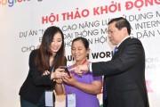 30.000 nông dân Việt Nam được hỗ trợ tiếp cận Internet