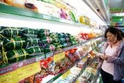 Doanh thu ngành hàng tiêu dùng nhanh có sự sụt giảm