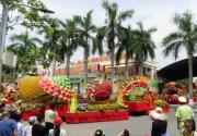 Khai mạc Lễ hội trái cây Nam Bộ