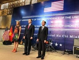 Quan hệ Việt Nam - Hoa Kỳ trên nền tảng sự tin tưởng và thiện chí