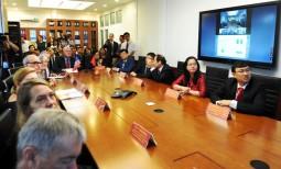 Hoa Kỳ cam kết ủng hộ TP. Hồ Chí Minh phát triển hệ thống y tế