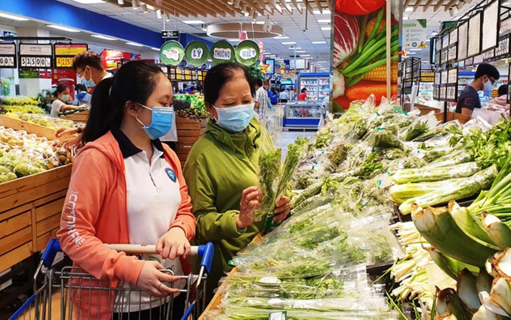 Giá thực phẩm ngày 11/6: Rau củ quả giữ giá đi ngang