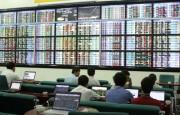 Cổ phiếu lớn gây sức ép lên chỉ số