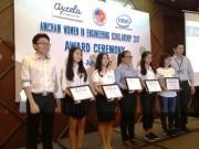AmCham Việt Nam trao học bổng cho nữ sinh ngành kỹ thuật