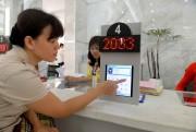 Khảo sát sự hài lòng của người dân và doanh nghiệp đối với dịch vụ công