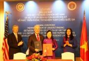 Bộ Y tế  Việt Nam ký MOU với Bộ Y tế và Dịch vụ con người Hoa Kỳ