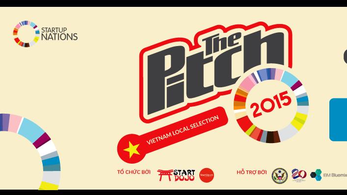 Khởi động cuộc thi The Pitch Vietnam 2015