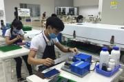 Lĩnh vực sản xuất duy trì đà tăng trưởng