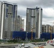 Thị trường bất động sản TP. Hồ Chí Minh tập trung phân khúc chung cư