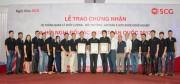 Ngói bê tông SCG đạt 3 chứng nhận quốc tế về hệ thống quản lý