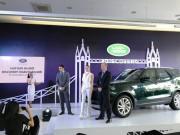 Land Rover Discovery hoàn toàn mới ra mắt thị trường Việt Nam