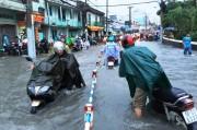 TP. Hồ Chí Minh triển khai thí điểm hệ thống cảnh báo ngập lụt tự động