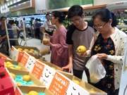 Nhật Bản chính thức xuất khẩu trái lê vào thị trường Việt Nam