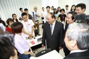Nhật Bản hỗ trợ Việt Nam đào tạo nhân lực chất lượng cao