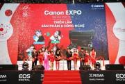 Khai mạc Triển lãm Sắc màu công nghệ Canon EXPO 2017
