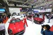 Jaguar Land Rover nổi bật tại VIMS 2017