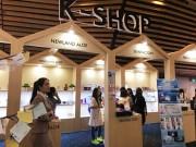 Triển lãm thương hiệu và giải trí Hàn Quốc 2017 thu hút giới trẻ