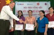 Dự án Sức sống Mê Kông mở rộng: Nâng cao năng lực cho phụ nữ Việt Nam
