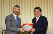 Doanh nghiệp Italia tìm cơ hội phát triển thương mại và đầu tư tại TP. Hồ Chí Minh