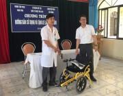 JICA: Hiệu quả từ dự án giúp người khuyết tật hòa nhập xã hội