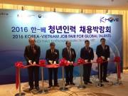 45 DN Hàn Quốc tham gia ngày hội tuyển dụng lao động tại TP.Hồ Chí Minh