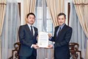 Bộ Ngoại giao trao Giấy chấp nhận Lãnh sự danh dự Liên bang Mexico