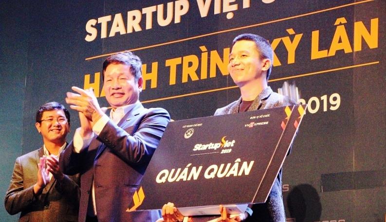 startup viet 2019 rong mo huong phat trien